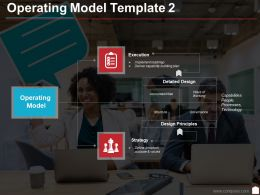 Operating Model Template 2 Ppt Show Example Introduction