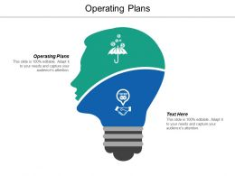 Operating Plans Ppt Powerpoint Presentation Icon Graphics Example Cpb