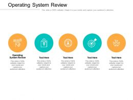 Operating System Review Ppt Powerpoint Presentation Inspiration Demonstration Cpb