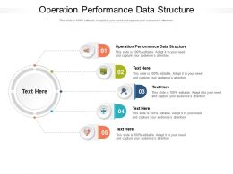 Operation Performance Data Structure Ppt Powerpoint Presentation Summary Graphics Design Cpb