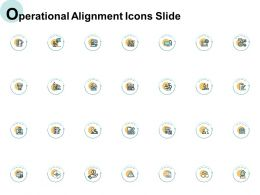 Operational Alignment Icons Slide Chess Ppt Powerpoint Presentation Outline