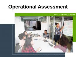 Operational Assessment Performance Strategies Infrastructure Business Magnifying Improvement