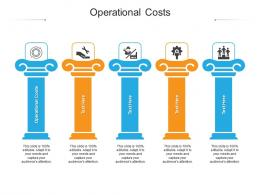 Operational Costs Ppt Powerpoint Presentation Outline Skills Cpb