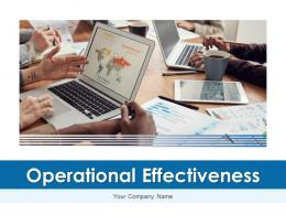 Operational Effectiveness Business Streamline Organization Planning Enhancement Process