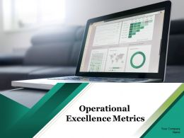 Operational Excellence Metrics Powerpoint Presentation Slides