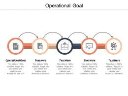 Operational Goal Ppt Powerpoint Presentation File Demonstration Cpb