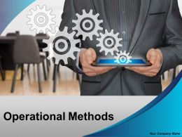 Operational Methods Powerpoint Presentation Slides