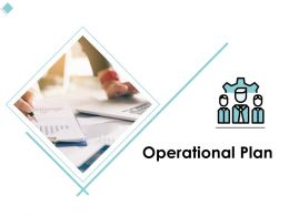 Operational Plan Business C1022 Ppt Powerpoint Presentation File Images