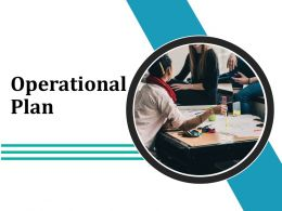 Operational Plan Good Ppt Example
