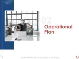 Operational Plan Teamwork N104 Ppt Powerpoint Presentation Ideas