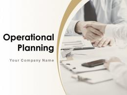 Operational Planning Powerpoint Presentation Slides