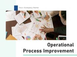 Operational Process Improvement Strategies Elements Management Resources Manufacturing