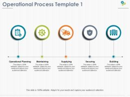 Operational Process Ppt Pictures Slide Download
