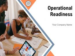 Operational Readiness Comprehensive Process Assessment Department Awareness