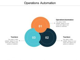Operations Automation Ppt Powerpoint Presentation Inspiration Design Inspiration Cpb