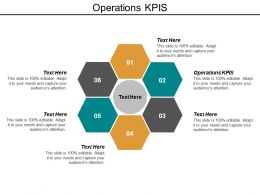 Operations KPIS Ppt Powerpoint Presentation Pictures Slide Download Cpb