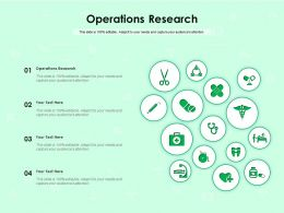 Operations Research Ppt Powerpoint Presentation Portfolio Icon
