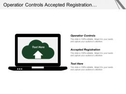 Operator Controls Accepted Registration Objections Intellectual Property Appellate Board