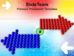 opponents_of_business_opposite_directions_powerpoint_templates_ppt_themes_and_graphics_0313_Slide01
