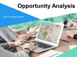 Opportunity Analysis Dashboard Framework Automobile Matrix Products Service