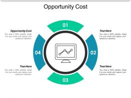 Opportunity Cost Ppt Powerpoint Presentation Icon Templates Cpb