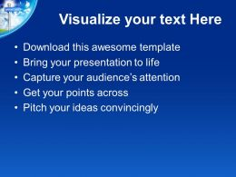 Opportunity Signpost On Blue Background Powerpoint Templates Ppt Themes And Graphics 0113