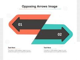 Opposing Arrows Image