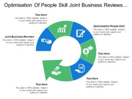Optimisation Of People Skill Joint Business Reviews Accessibility Responsiveness