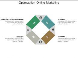 Optimization Online Marketing Ppt Powerpoint Presentation Portfolio Rules Cpb