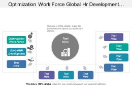 Optimization Work Force Global Hr Development Palm Wood Furniture