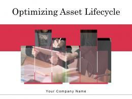 Optimizing Asset Lifecycle Powerpoint Presentation Slides