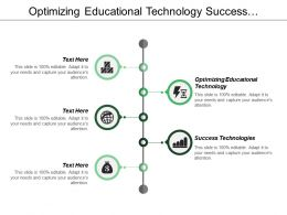 Optimizing Educational Technology Success Technologies Learning Online Education