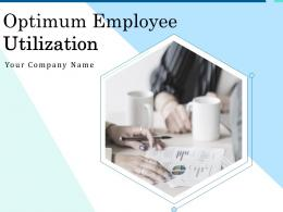 Optimum Employee Utilization Powerpoint Presentation Slides
