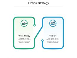 Option Strategy Ppt Powerpoint Presentation Model Topics Cpb