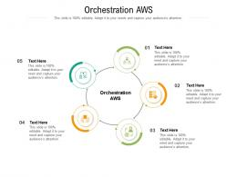 Orchestration AWS Ppt Powerpoint Presentation Outline Slide Portrait Cpb