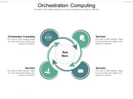 Orchestration Computing Ppt Powerpoint Presentation Styles Background Image Cpb