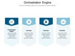 Orchestration Engine Ppt Powerpoint Presentation Ideas Themes Cpb