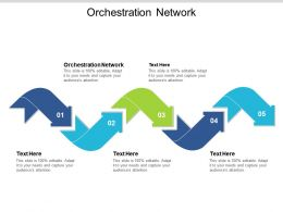 Orchestration Network Ppt Powerpoint Presentation Slides Layouts Cpb