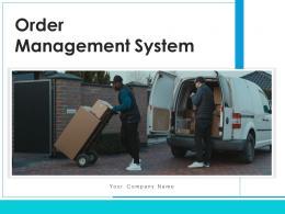 Order Management System Architecture Enterprise Business Locations Optimization Service