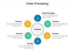Order Processing Ppt Powerpoint Presentation Layouts Good Cpb