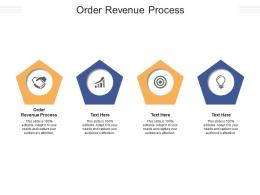 Order Revenue Process Ppt Powerpoint Presentation Show Slide Cpb