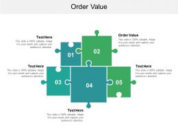 Order Value Ppt Powerpoint Presentation File Smartart Cpb