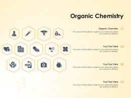 Organic Chemistry Ppt Powerpoint Presentation Model Templates