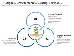 Organic Growth Markets Existing Services Penetration Development Diversification Heatmap 1