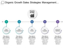Organic Growth Sales Strategies Management Leadership Account Management Financial
