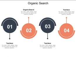 Organic Search Ppt Powerpoint Presentation Layouts Example Topics Cpb