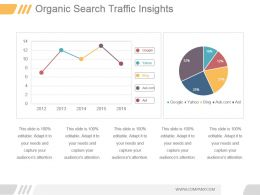organic_search_traffic_insights_ppt_background_designs_Slide01