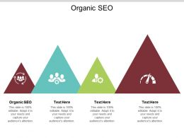 Organic SEO Ppt Powerpoint Presentation Styles Layout Ideas Cpb