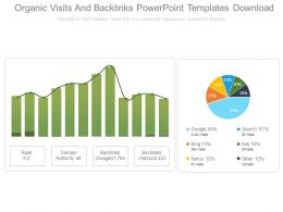 organic_visits_and_backlinks_powerpoint_templates_download_Slide01
