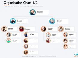 Organisation Chart M999 Ppt Powerpoint Presentation Slides Background Image